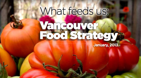 Vancouver Food Strategy